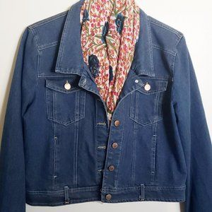 Therapy Dark Blue Jean Jacket